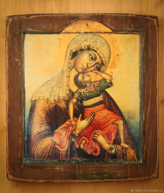 Икона Взыграние младенца, Иконы, Томск, Фото №1