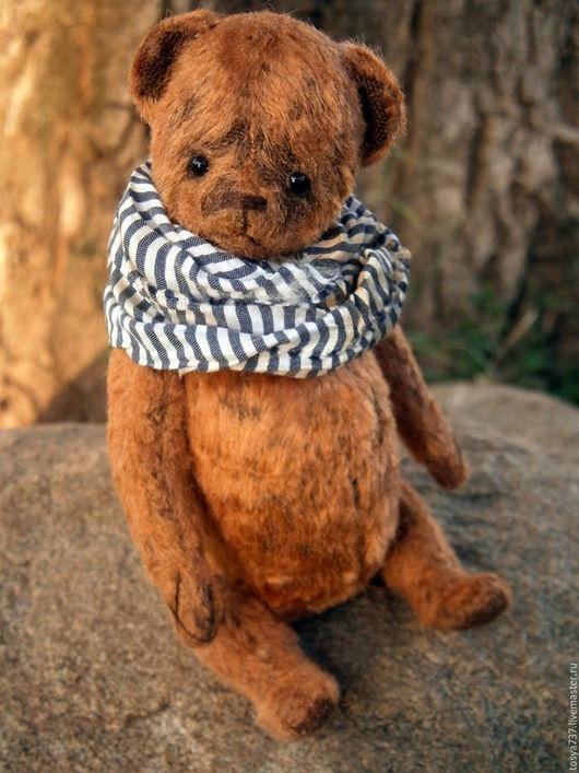 Мишки Тедди ручной работы. Ярмарка Мастеров - ручная работа. Купить Винс...мишка тедди, 14см. Handmade.
