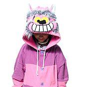 Одежда handmade. Livemaster - original item Costume kigurumi Cheshire cat CHESHIRE CAT Moon MOON. Handmade.