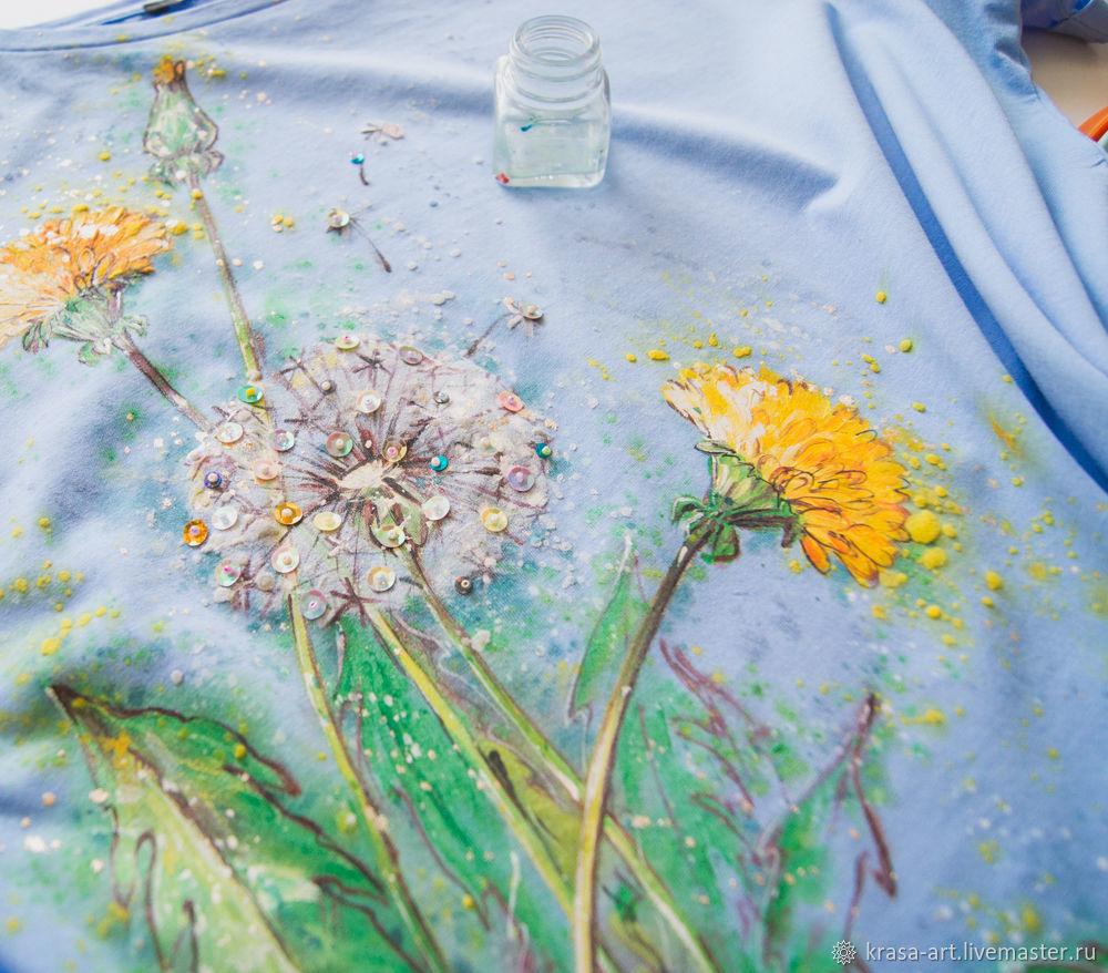 Dandelion T-Shirt, T-shirts, Tolyatti,  Фото №1
