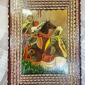 Винтажные сувениры ручной работы. Ярмарка Мастеров - ручная работа Нарды ручная работа. Handmade.