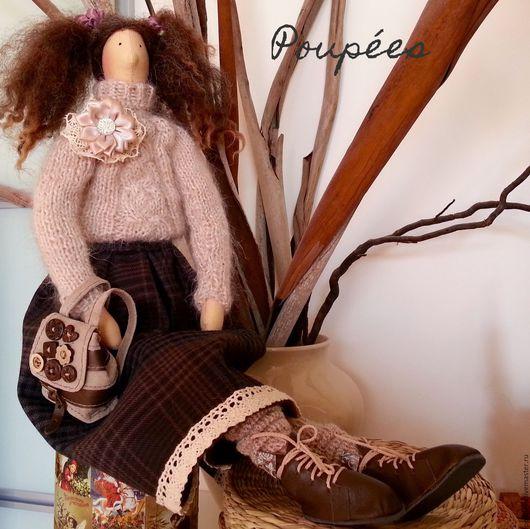Кукла Тильда Дора
