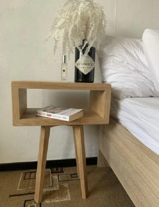 Прикроватный столик в скандинавском стиле, Тумбы, Тула,  Фото №1