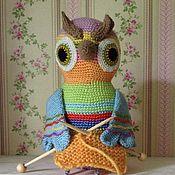 Куклы и игрушки ручной работы. Ярмарка Мастеров - ручная работа Рукодельница Софи. Handmade.