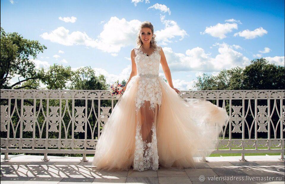 Свадебное платье трансформер, Платья, Санкт-Петербург,  Фото №1