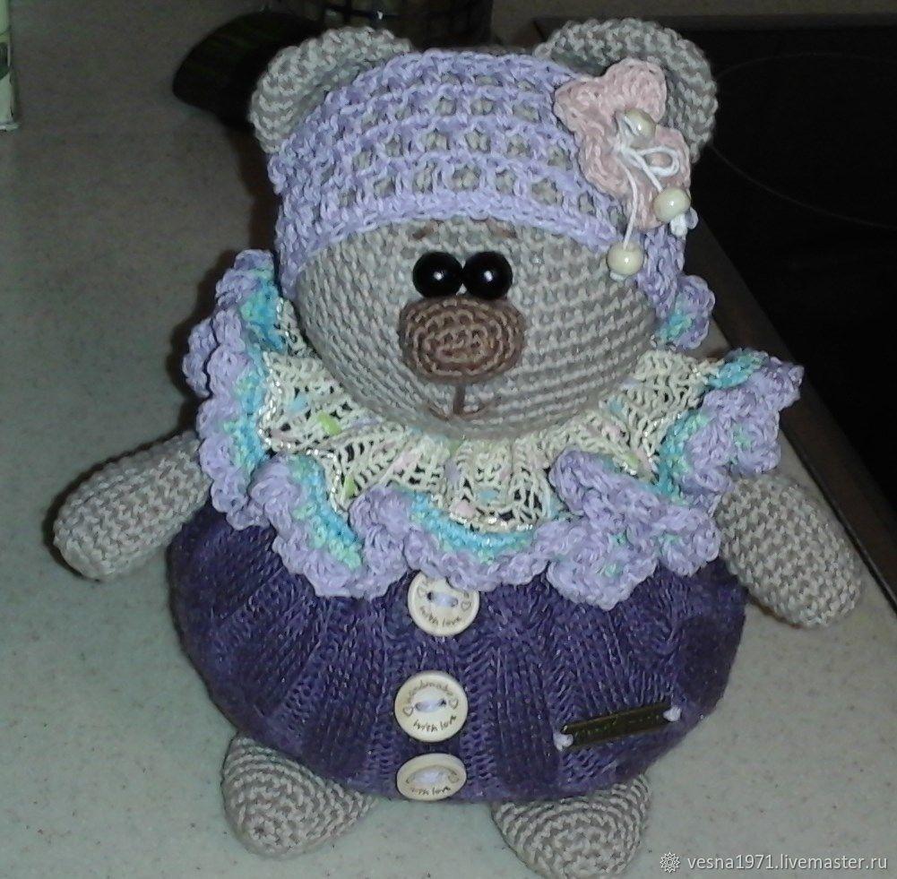 Медвежонок мини, Мягкие игрушки, Красноярск,  Фото №1