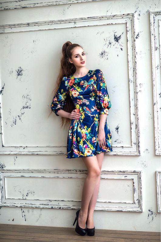 Платья ручной работы. Ярмарка Мастеров - ручная работа. Купить Платье. Handmade. Платье, платье на лето, платье на выход
