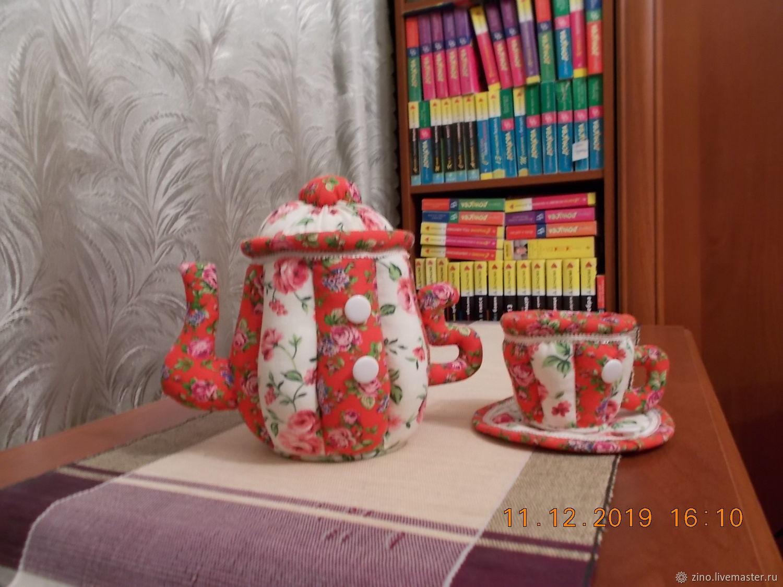 Чайник красный, Чайные пары, Москва,  Фото №1
