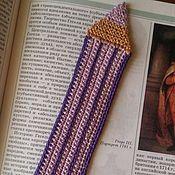 Подарки к праздникам ручной работы. Ярмарка Мастеров - ручная работа Закладка Цветной карандаш. Handmade.