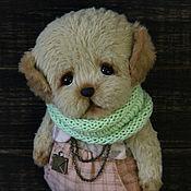 Куклы и игрушки ручной работы. Ярмарка Мастеров - ручная работа Письмо от щенка...Одди.... Handmade.