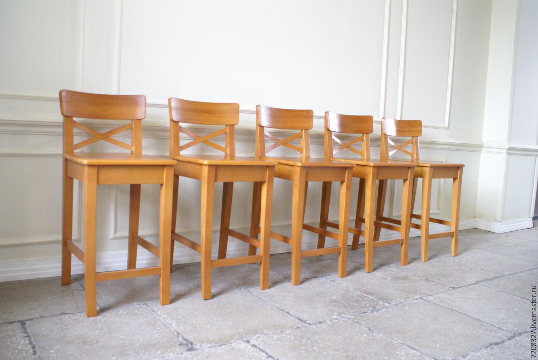 100 beech bar stool pair of ash and beech bar stools antiqu