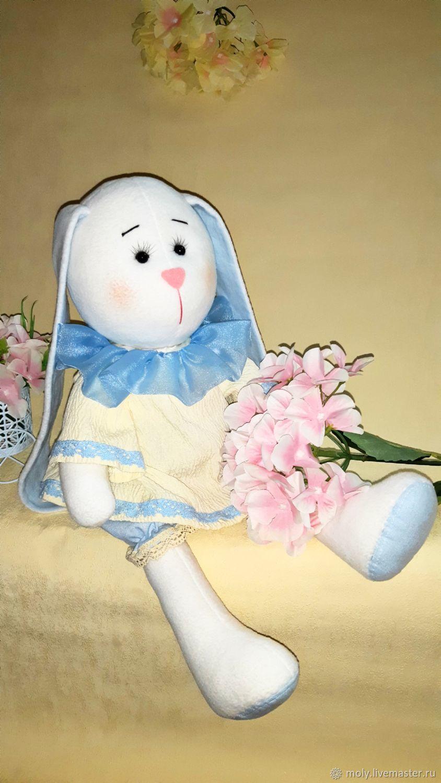 Зайка, Мягкие игрушки, Луховицы,  Фото №1