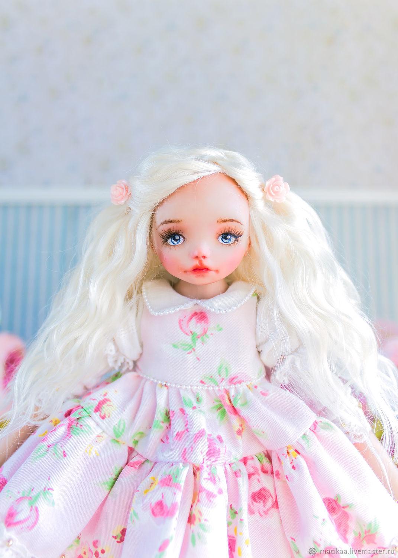 Бетани  интерьерная кукла, подарок на 8 марта, Будуарная кукла, Нижний Новгород,  Фото №1