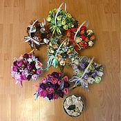Цветы и флористика ручной работы. Ярмарка Мастеров - ручная работа Марафон 700 :). Handmade.