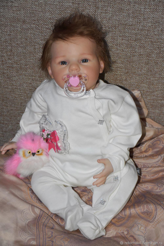 Doll reborn the Milena, Reborn, Sevastopol,  Фото №1