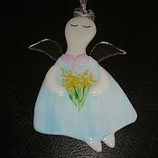 Подарки к праздникам ручной работы. Ярмарка Мастеров - ручная работа Мой милый ангел. Handmade.