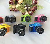 Кукольный фотоаппарат в ассорт.