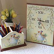 Для дома и интерьера ручной работы. Ярмарка Мастеров - ручная работа Набор для детской комнаты. Handmade.