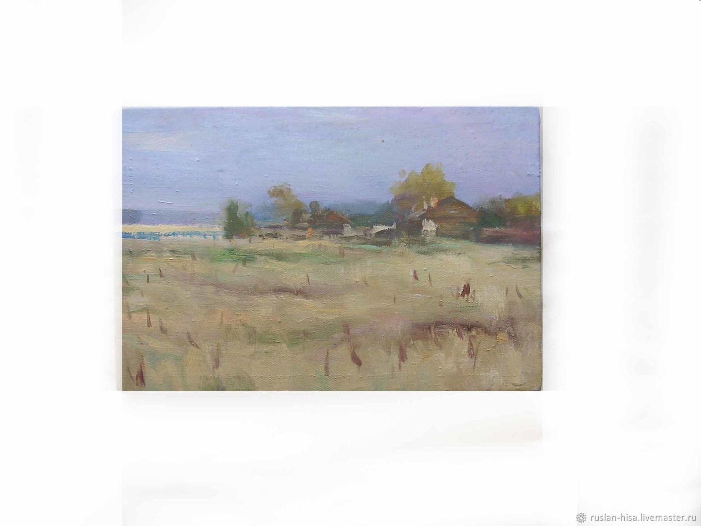 Перед грозой, Картины, Санкт-Петербург,  Фото №1