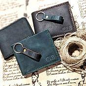 Сумки и аксессуары handmade. Livemaster - original item Wallet-mini. Handmade.