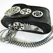 Сумки и аксессуары handmade. Livemaster - original item Bag steampunk