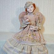 Куклы и пупсы ручной работы. Ярмарка Мастеров - ручная работа Эмма. Handmade.