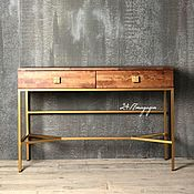 Для дома и интерьера handmade. Livemaster - original item BERETTA console. Handmade.