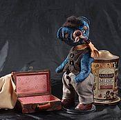 Куклы и игрушки ручной работы. Ярмарка Мастеров - ручная работа Мишка МегрЭ. Handmade.