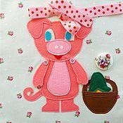 Куклы и игрушки handmade. Livemaster - original item Funny pages. Handmade.
