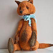Куклы и игрушки handmade. Livemaster - original item Fox Rouge. Handmade.