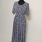Одежда ручной работы. Ярмарка Мастеров - ручная работа Платье беленький цветочек. Handmade.