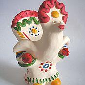 Куклы и игрушки ручной работы. Ярмарка Мастеров - ручная работа Птица с птенцами. Handmade.