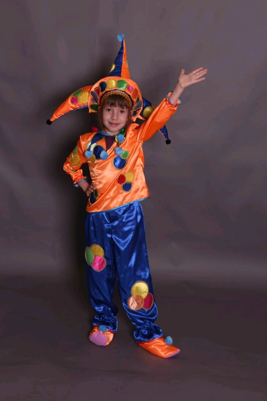 carnival costume: Buffoon, Carnival costumes for children, Moscow,  Фото №1