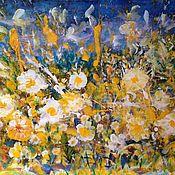 Картины и панно handmade. Livemaster - original item Flower dance.. Handmade.