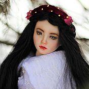 Куклы и игрушки ручной работы. Ярмарка Мастеров - ручная работа Шарнирная кукла Белоснежка. Handmade.