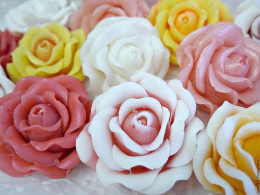 """Мыло ручной работы. Ярмарка Мастеров - ручная работа. Купить Мыло """"Розочка"""". Handmade. Роза, мыло ручной работы"""