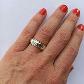 Украшения handmade. Livemaster - original item Ring Spinner. Silver 925 sample.. Handmade.