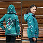 Одежда handmade. Livemaster - original item rombovuyu fantasy.. Handmade.