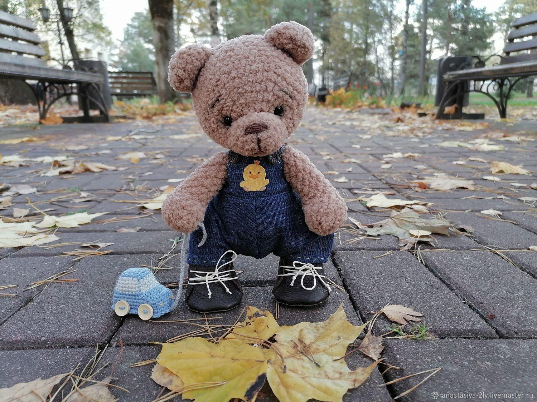 Савелий, Мягкие игрушки, Брянск,  Фото №1
