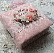Канцелярские товары handmade. Livemaster - original item Album photo wedding