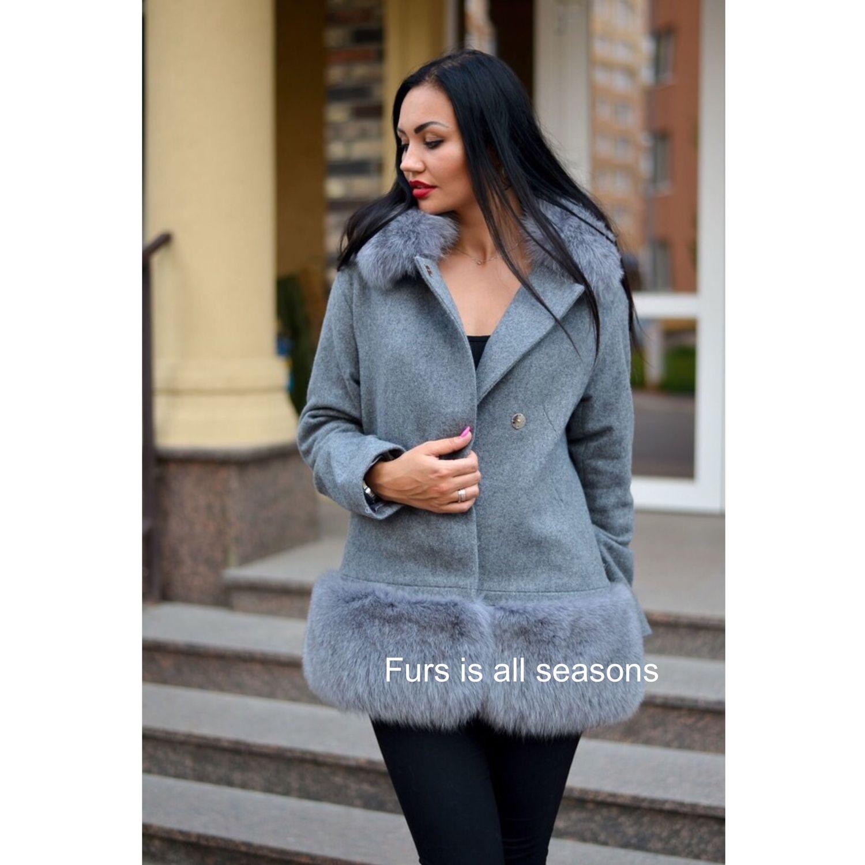 d437ebed245 Купить Пальто трансформер. Handmade Верхняя одежда ручной работы. Пальто  трансформер. Furs is all seasons. Интернет-магазин ...