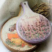 Для дома и интерьера handmade. Livemaster - original item Board decoupage pine in stock. Panels.. Handmade.