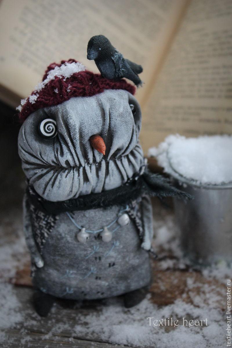 Crazy snowman, Dolls, Tver,  Фото №1
