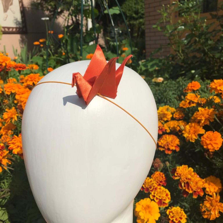 Ободок Птичка счастья - Happinesses bird rim, Браслет для шармов, Москва,  Фото №1