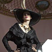 Одежда ручной работы. Ярмарка Мастеров - ручная работа Брючный костюм Адажио. Handmade.