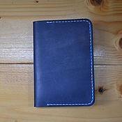 Канцелярские товары handmade. Livemaster - original item cover avtodokumentov leather. Handmade.