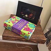 Для дома и интерьера handmade. Livemaster - original item Bedside shelf. Handmade.