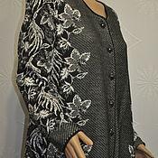 Одежда handmade. Livemaster - original item Knitted jacket. Handmade.