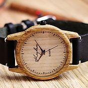 Украшения handmade. Livemaster - original item Wooden watches, women`s watches, oak, 02I3530OO. Handmade.