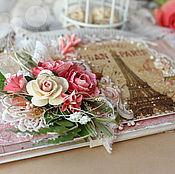 Открытки ручной работы. Ярмарка Мастеров - ручная работа Подарочный конверт для романтичной путешественницы. Handmade.